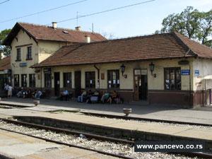 Beovoz stanica Pančevo Glavna