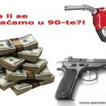 Gorivo - Novac - Pištolj