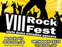 VIII Rock fest