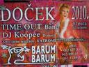 Club Barum Barum - ponuda za doček 2010