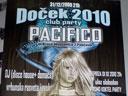Club Pacifico - ponuda za doček 2010