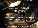 "Izložba keramike ""Bljesak"" Sabine Horvat"