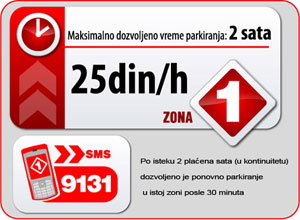 pancevo prva parking zona