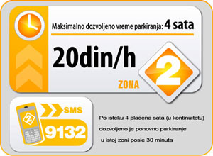 pancevo druga parking zona