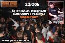 Cafe club Coupe – DJ Kizami – Orange party