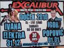 Diskoteka eXcalibur - ponuda za doček 2010